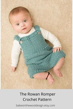 This crochet pattern is suitable for beginners and is part of a collection of modern crochet patterns for babies and children.. available for instant download today #crochet #crochetbaby #crochetpattern #moderncrochet #babycrochet #crochetforbaby Crochet Bebe, Baby Girl Crochet, Crochet Baby Clothes, Crochet For Boys, Modern Crochet Patterns, Crochet Patterns For Beginners, Baby Patterns, Baby Boy Or Girl, New Baby Boys