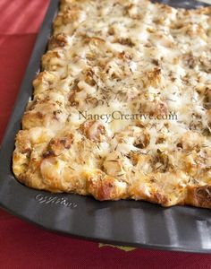 French Onion Turkey Casserole...a yummy way to use your turkey leftovers!