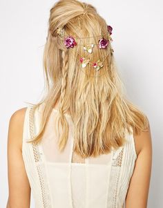 pretty hair ornament from ASOS