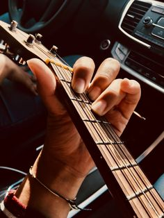 Guitar Playing And What It Takes To Get Good. Are you in love with music, but aren't able to play any instruments? It doesn't matter how old you are, music can still be learn Ukulele Art, Guitar Art, Music Guitar, Guitar Painting, Good Music, My Music, Music Aesthetic, Music Stuff, Belle Photo