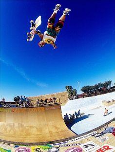 Christ Air, Tempe, AZ, 1986ish. Photo: Brittain