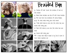 It's a hairstyle ebook!!  With over 40 hairstyles and step-by-step PICTURE tutorials.  Check it out!  www.myyellowsandb...