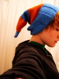 Free Knitting Pattern - Hats: Dobby Hat