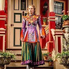 Alice's Mandarin costume: Alice Through the Looking Glass