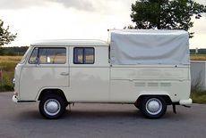 Foto VW T2a Doppelkabine