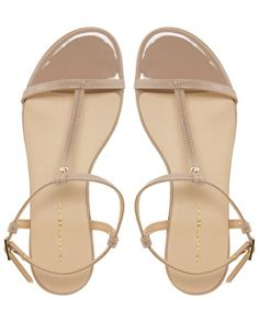 Image 3 of KG Match Nude Flat Sandals