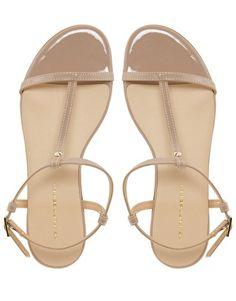 Enlarge KG Match Nude Flat Sandals