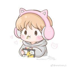 - Minecraft, Pubg, Lol and Baekhyun Fanart, Chanbaek Fanart, Kpop Exo, Exo Chanyeol, Exo Chanbaek, Kpop Fanart, Exo Cartoon, Kpop Anime, Exo Stickers