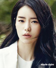 2014.08, Marie Claire, Im Ji Yeon