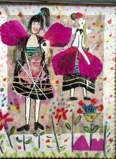 Embroidery  Marina Godoy  2013