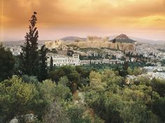 The Acropolis is definitely worth a visit, but it can get clogged, and I think it dazzles most when viewed from afar anyway. Get to the top of Mount Lycabettus, the tallest point in Athens. It hast a 19th-century chapel, and at a height of 910 feet, a 360-degree panorama of the city and some of the best views of the Acropolis