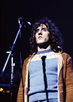 Roger Daltrey in 1972