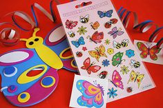 Butterfly Party Bag £2.00