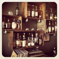 staring line-up December 2011 #dvlb #whisky
