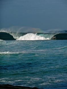 North Shore Oahu by Andrea Taylor