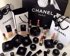 Fab Chanel makeup collection