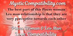 Pisces Woman Leo Man Compatibility