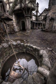 Hansel y Gretel: Cazadores de Brujas, Augsburg, abandonado bosque berlin