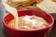 Make the Best Queso Dip of Your Life Without Using Velveeta