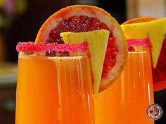 рецепт приготовления Коктель Мимоза / Mimosa Cocktail