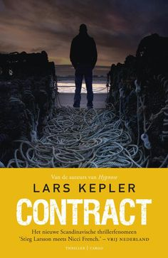 Contract - Lars Kepler - currently reading :)