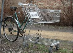 Top 10 Best Repurposed Shopping Trolleys