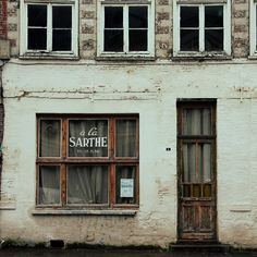 tiefgang:    | ♕ |  A la Sarthe - Vieux Lille, Normandy  | by © Kat-Catherine