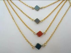 Necklaces - collares - fashion - style - jewelry