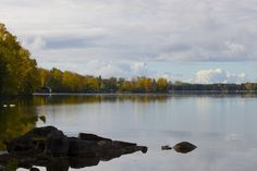 Upper Chemong Lake in the Fall at Birch Bend Resort 2014 Birch, Mountains, Fall, Nature, Travel, Autumn, Voyage, Viajes, Traveling