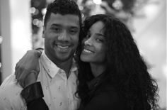 Ciara & Russell Wilson Engaged.