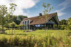 Modern Barn House, Building A House, Gardens, Houses, Exterior, House Design, House Styles, Gallery, Home Decor