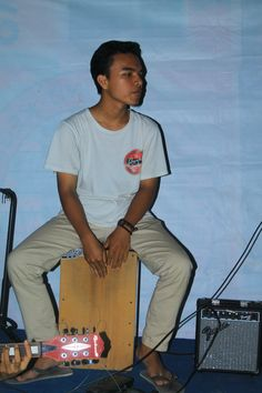 one of our drumer