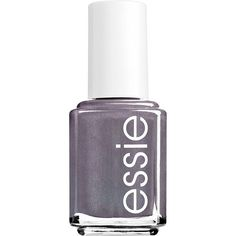 essie Cashmere Matte 2015 Nail Polish ($8.50) ❤ liked on Polyvore featuring beauty products, nail care, nail polish, beauty, nails, accessories, essie, grey, matte grey nail polish and gray nail polish