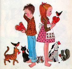 Illustration by Trina Schart Hyman.