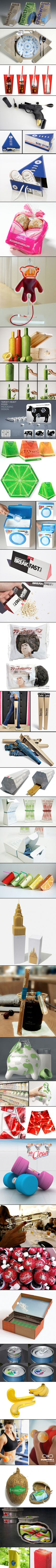 More Clever Packaging
