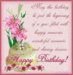 Image Result For Happy Birthday Wishes Happybirthdayquotes