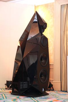 AVALON Tesseract High End Speakers, Tower Speakers, High End Audio, Built In Speakers, Audiophile Speakers, Hifi Audio, Stereo Speakers, Audio Box, Speaker Box Design