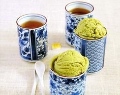 Matcha Green Tea Ice Cream | The Daily Meal