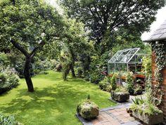 Puutarhan kauniit puut | Meillä kotona