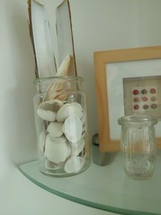 shells Shells, Sea, Mirror, Home Decor, Shelled, Homemade Home Decor, Ocean, Mirrors, Interior Design