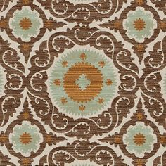 Chandra Celadon Fabric, available at ballarddesigns.com