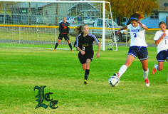 Monday, Oct. 10, 2016: Lakeview High School girls soccer defeated Rogue River 5-1, marking the Honkers third straight victory. LHS will play at St. Mary's on Wednesday, Oct. 12 before their final home game of the season vs. Cascade Christian on Tuesday, Oct. 18. For more read the Wednesday, Oct. 19, 2016 Lake County Examiner.