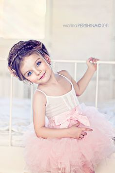 .Milana Kurnikova, 7 years old angel