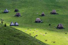 Zapodie village, Alba county, Romania - photo by Marius Turc