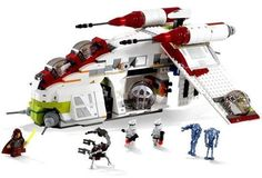 LEGO Star Wars: Republic Gunship