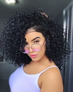 Beautiful hairstyles wigs for black women lace front wigs human hair wigs, etc. Curly Fro, Curly Wigs, Long Curly Hair, Human Hair Wigs, Ethnic Hairstyles, Permed Hairstyles, African American Hairstyles, Curly Hair Styles, Natural Hair Styles
