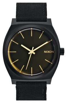 Can never have too many Nixon watches.