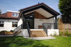 Allison Architects Glasgow - A Fresh Approach. Glasgow Architects with a Passion for Domestic Architecture, Office Design, Bar and Restaurant Design. Extension Designs, Western Red Cedar, Restaurant Design, Glasgow, Shed, Outdoor Structures, Architecture, Outdoor Decor, House