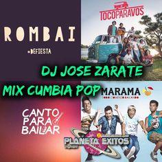DJ José Zarate - Mix Cumbia Pop (Vol.2)