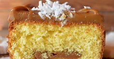Blog de recetas y paseos gastronómicos. Flan, Vanilla Cake, Coco, Banana Bread, Desserts, Ice Cream, Cooking Recipes, Deserts, Milk
